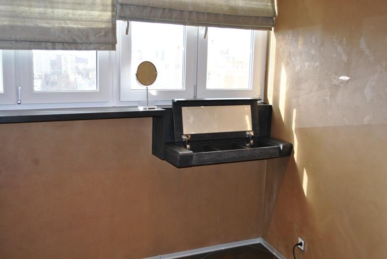 Туалетный столик ручной работы как и из чего изготовить